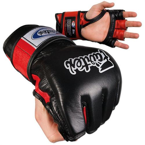 Fairtex Open Thumb Loop Combat Gloves